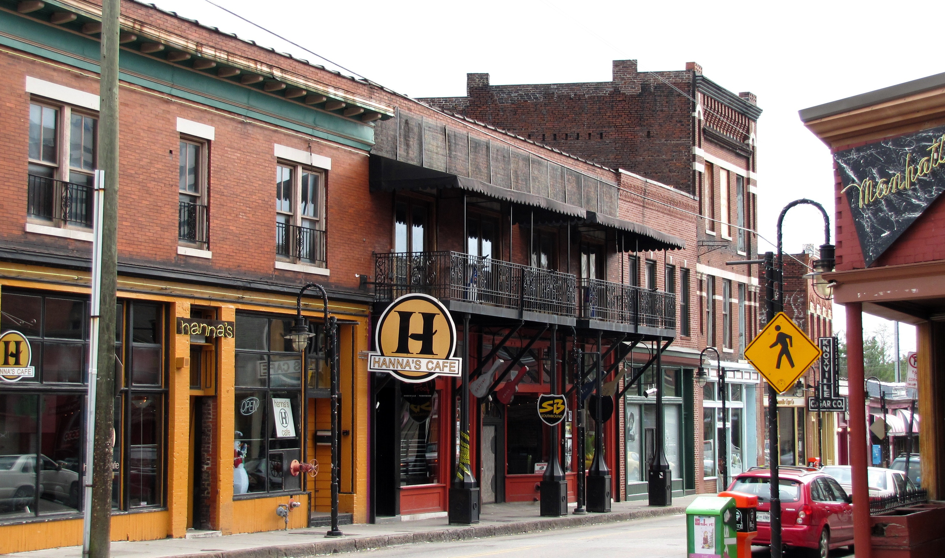 Restaurants In Old City Knoxville Tn